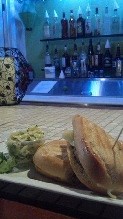 Mojito's Tropical Cafe : Cuban Sandwich