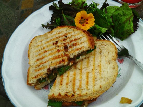 Origins Cafe at Carefree Gardens : Butternut Valley Panini