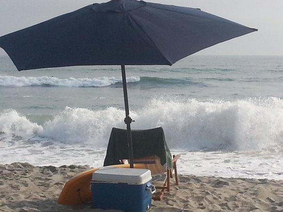 Tuscany Hills Resort : oceanside