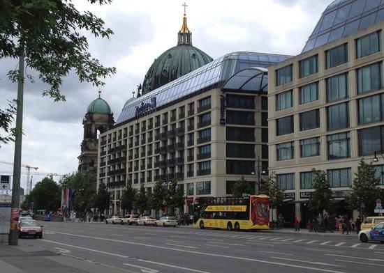 Radisson Blu Hotel, Berlin: The Raddison Blu