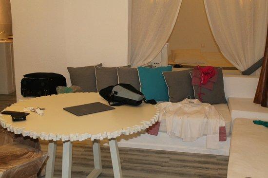 Mill Houses Elegant Suites: Seating area