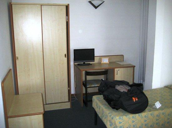 Hotel Alcide: Camera