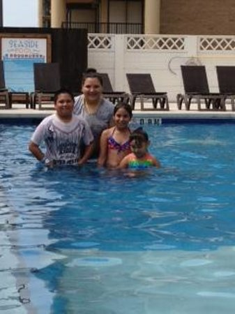 Schlitterbahn Beach Resort: Kids loved the pool