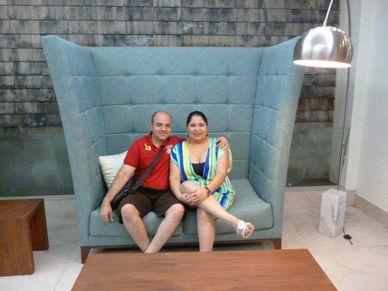 LQ Hotel by La Quinta Cancun: en el lobby