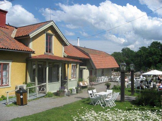 Cafe Hembygdsgarden