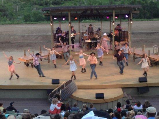 Medora Musical: Yee Haw!