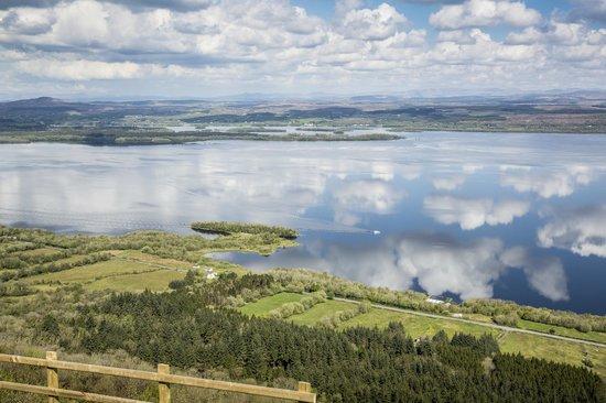 Finn Lough : The beautiful Lough Erne