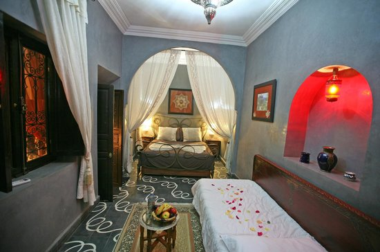 Riad Ain Marrakech : Suite Rabat