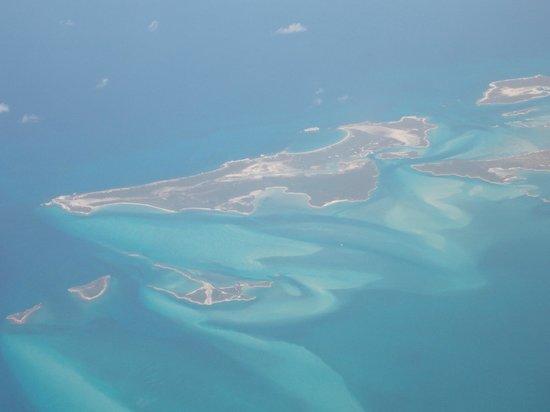 Hideaways at Palm Bay: vista dall'alto di exuma