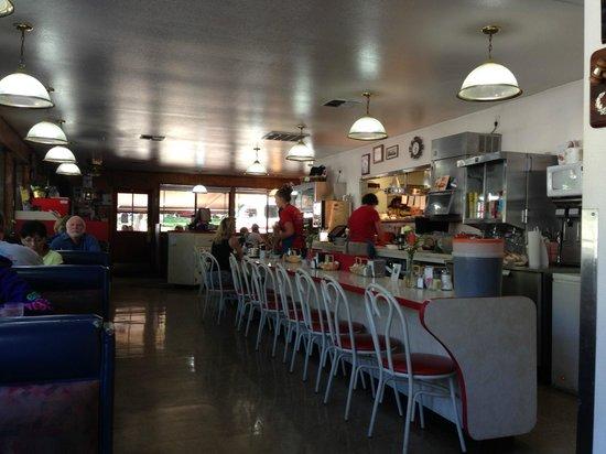 Cheryl's Diner: Inside Dining