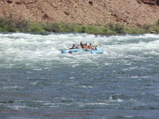 grand canyon rafting reviews