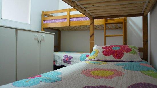 Alto do Ipiranga Hostel: Quartos Coletivos Femininos