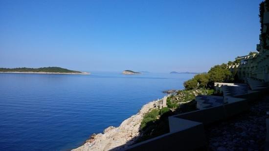 Hotel Croatia: Add a caption