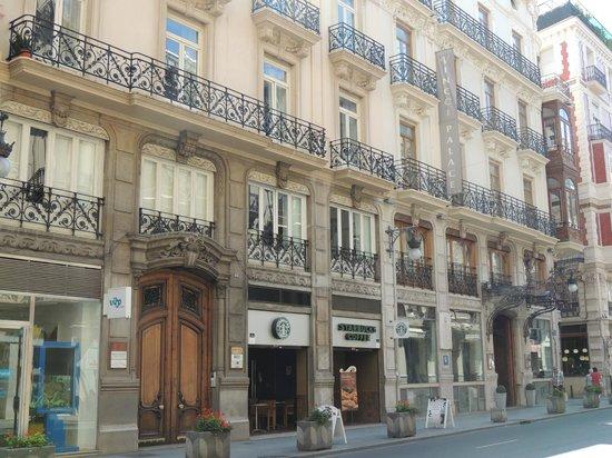 Sala colazione fotograf a de vincci palace valencia - Hotel vincci palace en valencia ...