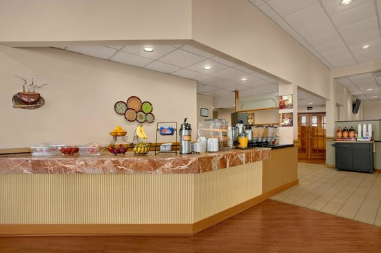 University Inn Austin North: Rise and Dine Breakfast Bar