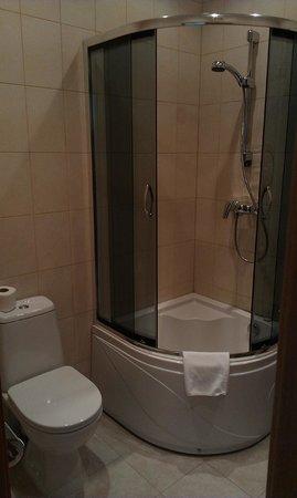 Allegro Hotel On Ligovskiy Ave: Вид ванной комнаты