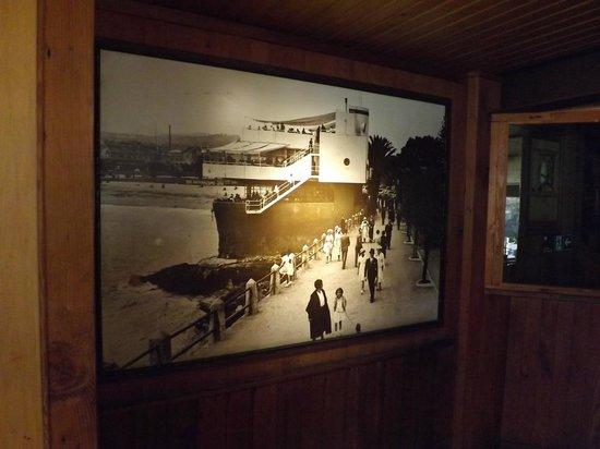 Cap Ducal: Entrada Bar