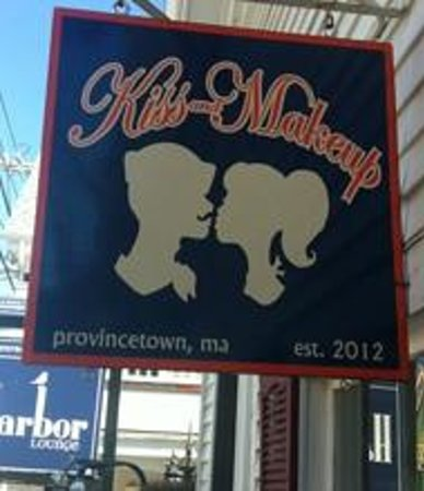 Kiss and Makeup, 357 Commercial St. Unit 10 | Provincetown, MA 02657