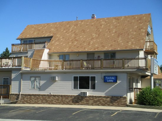 The Crow Peak Lodge: Travelodge Spearfish