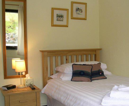 Seafield House Bed & Breakfast: Single room