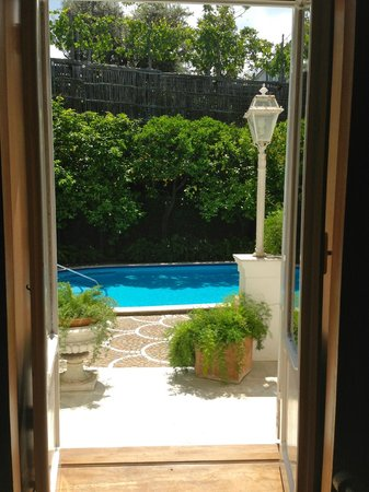 Relais Villa Savarese : Room with a view