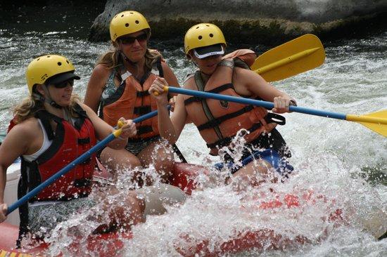 Rio Grande Gorge : Great fun