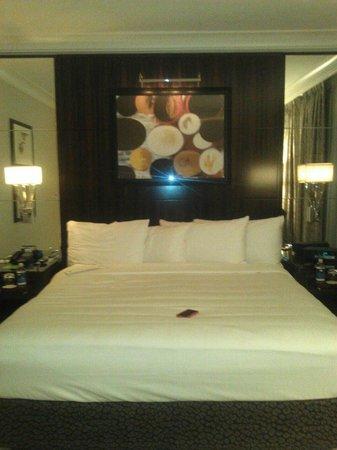 Mandarin Oriental, Atlanta: Our room
