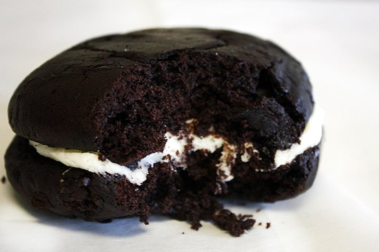 Stacked Sandwiches: Whoopie Pie