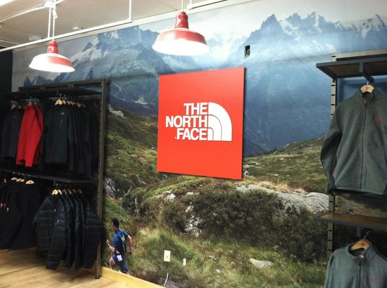 1829 Outfitters: Featuring The North Face, Timberland, Oakley, and Smith.