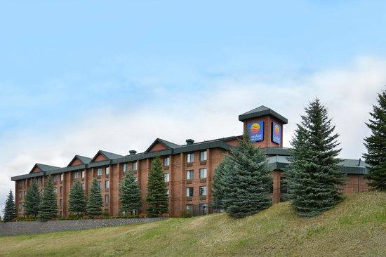 Comfort Inn Amp Suites 2 5 Spokane Valley отзывы фото