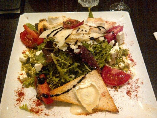 LR Restaurant : Salade Fromagère