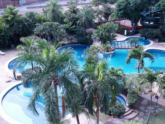 Camino Real Hotel: The pool I