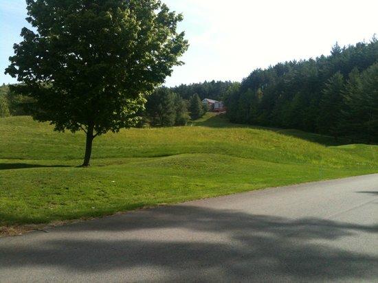 Green Mountain at Fox Run: Hotel & Grounds