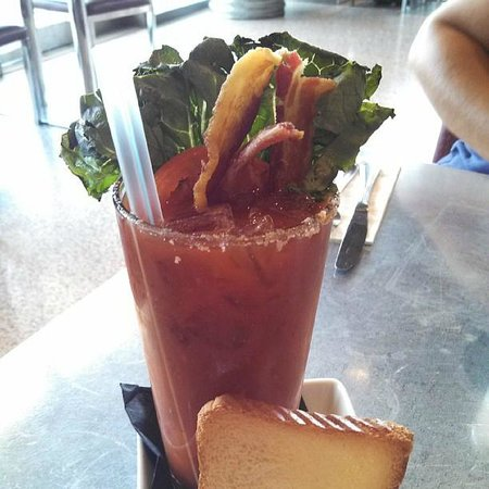 Hash House a Go Go M Resort: BLT Bloody Mary