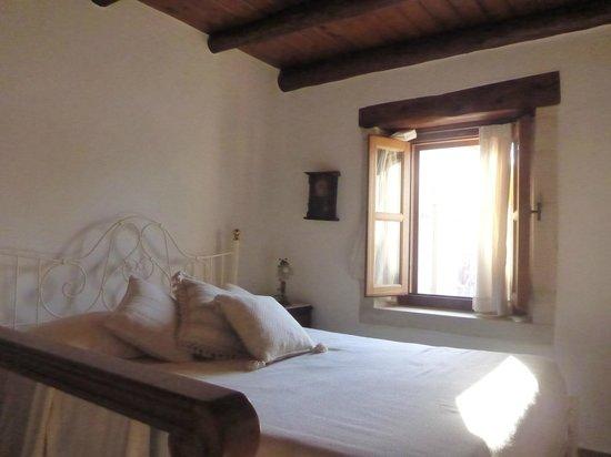 Casa dell' Aristea: Schlafzimmer