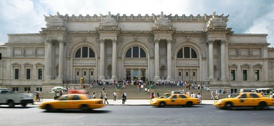 Photo of Monument / Landmark The Metropolitan Museum of Art at 1000 5th Ave Se, New York City, NY 10028, United States