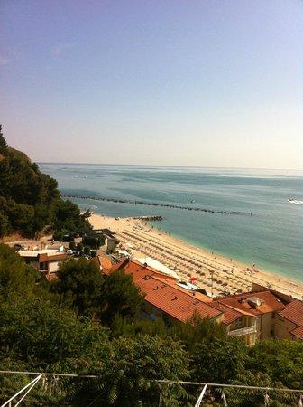 Hotel Bellavista: la spiaggia