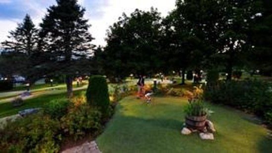 Stowe Golf Park