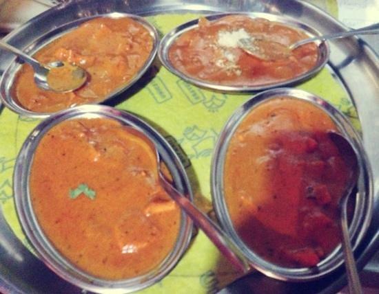 Happy Valley Indian Restaurant : chicken tikka masala