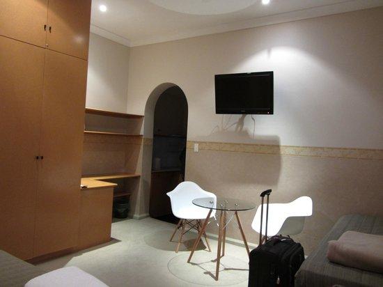 Hotel 59: Vue de la chambre 2
