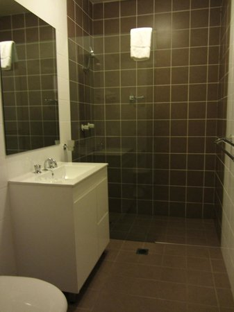 Hotel 59: La salle de bain