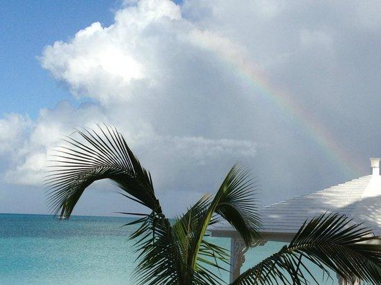 Cape Santa Maria Beach Resort & Villas: Rainbow