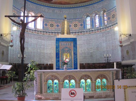 Basilique Notre-Dame d'Afrique : собор