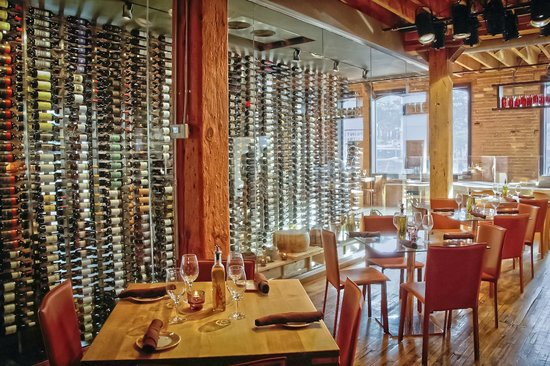 Photo of Mediterranean Restaurant Cibo Wine Bar at 522 King St W, Toronto, ON M5V 1L7, Canada
