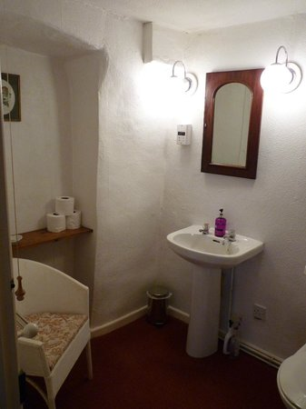 Splatthayes B&B: Ensuite bathroom
