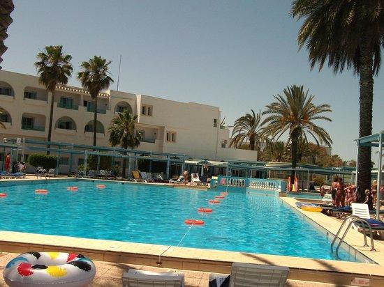 El Mouradi Port El Kantaoui: pool