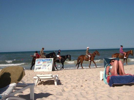 El Mouradi Port El Kantaoui: beach
