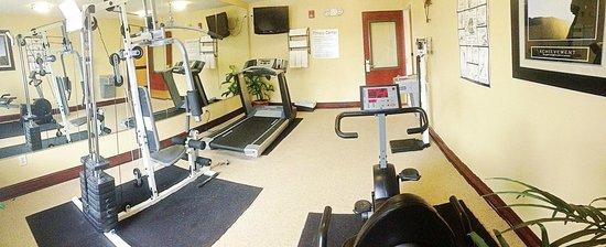 Holiday Inn Express Winston-Salem: Fitness Center