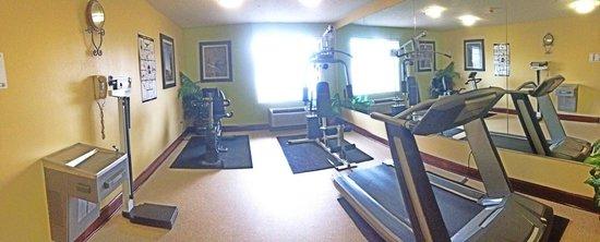 Holiday Inn Express Winston-Salem : Fitness Center