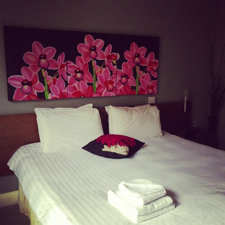 The Orchid Hotel: Superior room